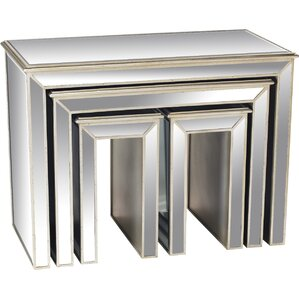 4 Piece Nesting Tables by AA Importing