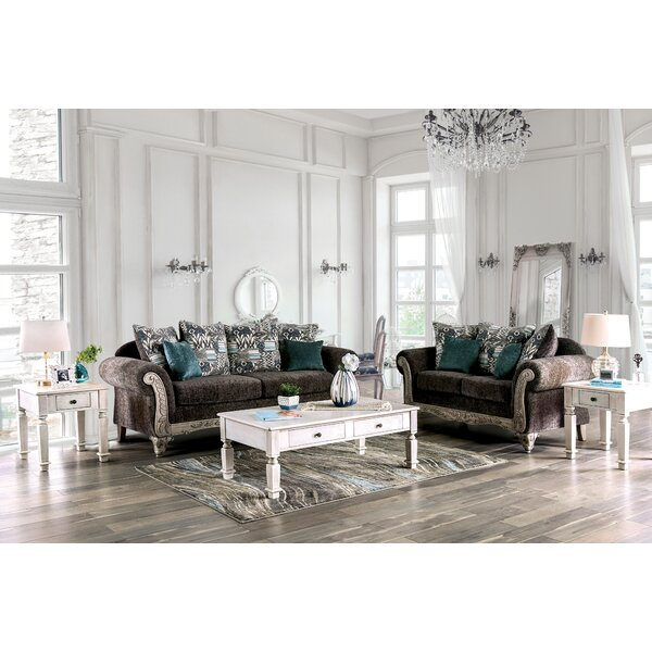 Spiker Configurable Living Room Set by Astoria Grand