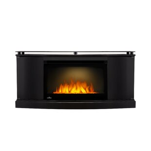 Affordable Anya TV Stand for TVs up to 50 with Electric Fireplace By Napoleon
