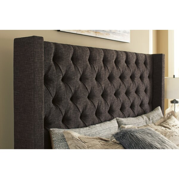 Camarena Upholstered Panel Headboard By Darby Home Co by Darby Home Co #2