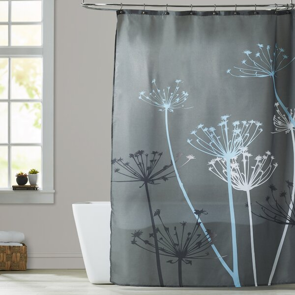 Nardone Shower Curtain by Ebern Designs