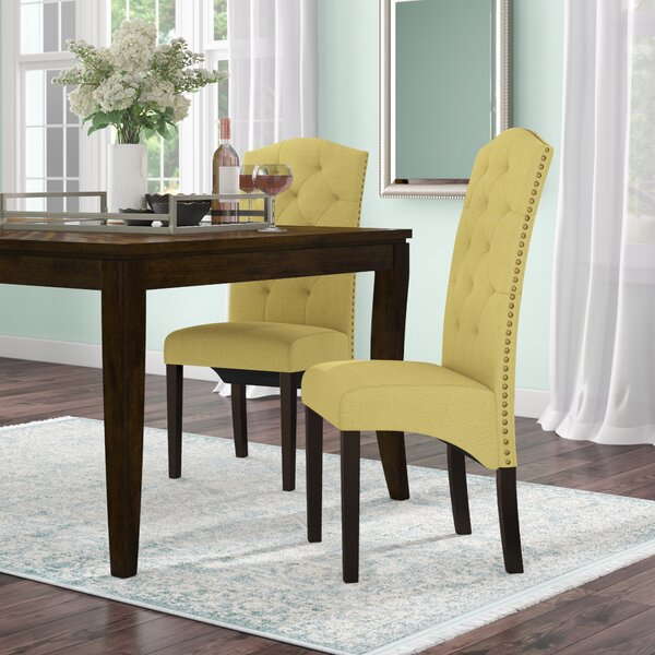 Imane Camelback Side Chair (Set of 2) by Willa Arlo Interiors