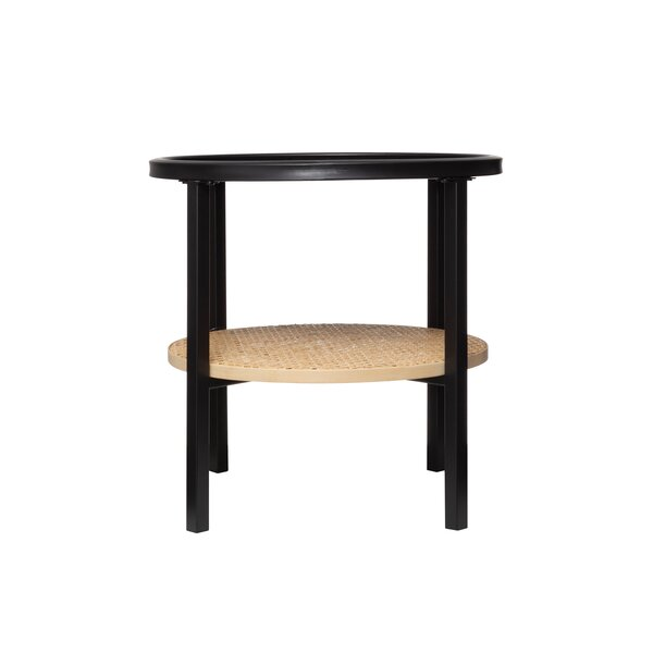 Olsburg Tray Top End Table With Storage By World Menagerie