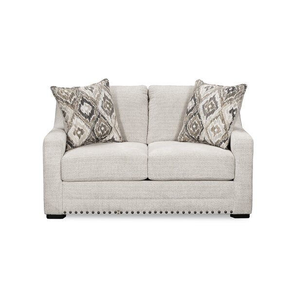 Swanigan Loveseat by Simmons Upholstery by Three Posts