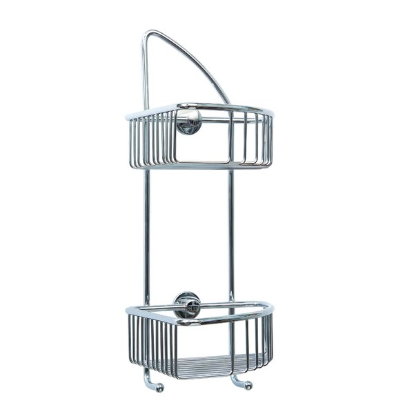 Draad Metal Adhesive Mount Shower Caddy by no drilling required