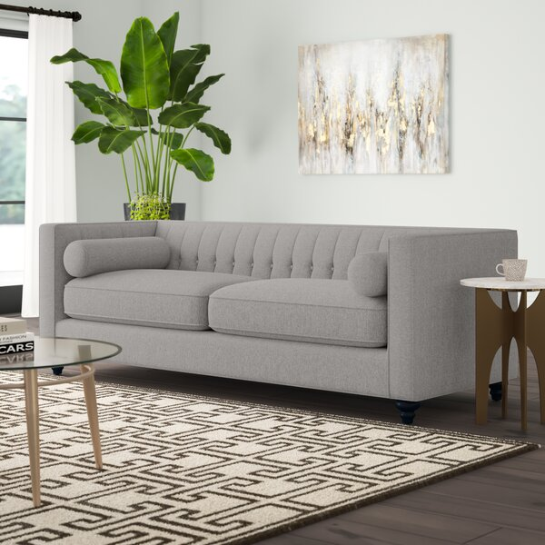 Top Of The Line Lapp Sofa by House of Hampton by House of Hampton