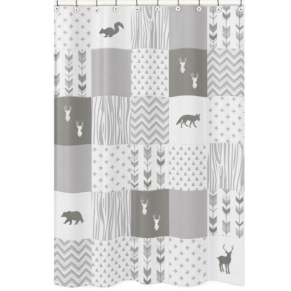 Woodsy Shower Curtain by Sweet Jojo Designs