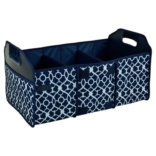 Trellis Trunk Organizer Cooler by Picnic At Ascot