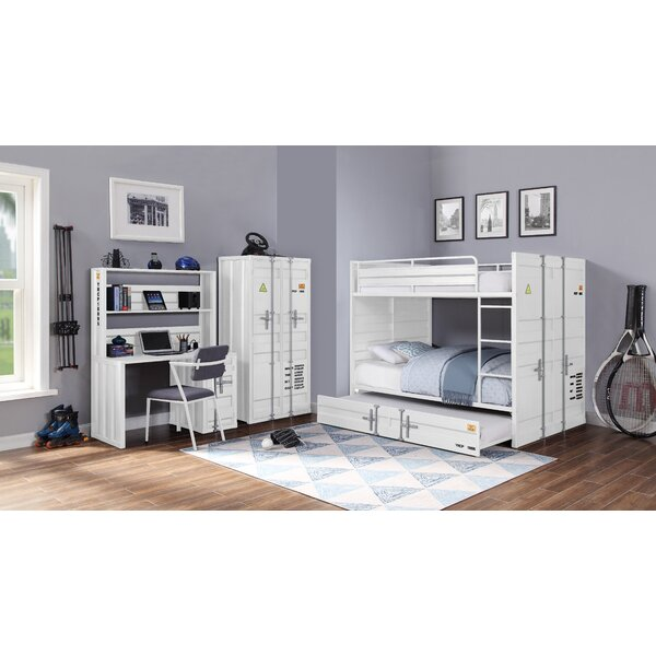 Parke Double Door Armoire by 17 Stories