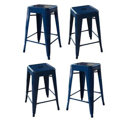 Blue Bar Stools You Ll Love Wayfair