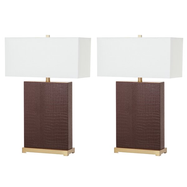 Maris 29.5 Metal Table Lamp (Set of 2) by Willa Arlo Interiors
