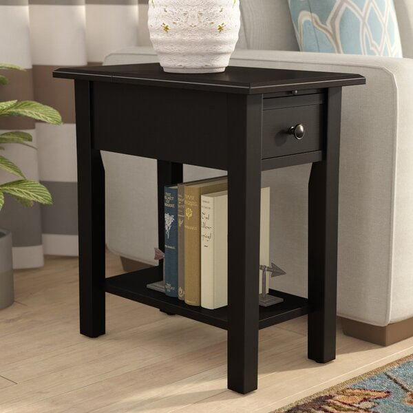 Lundgren End Table by Andover Mills Andover Mills