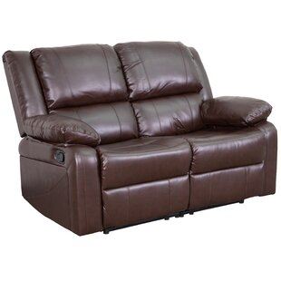 Harben Reclining Loveseat Red Barrel Studio