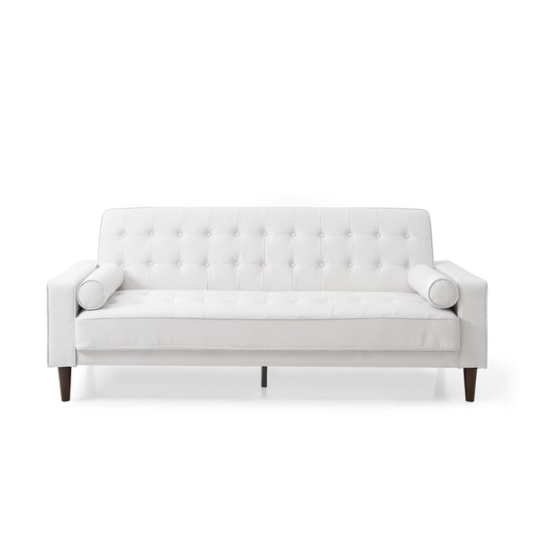 Shayne Convertible Sofa by Ivy Bronx