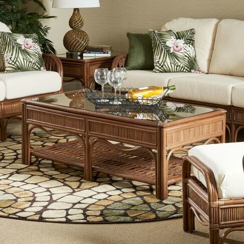 Stover Coffee Table by Bay Isle Home