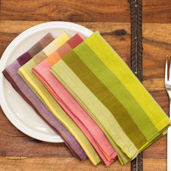 Michelle Napkin (Set of 4) by Sustainable Threads