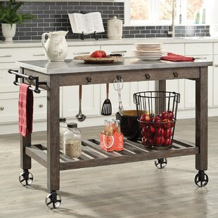 Stainless Steel Prep Stations & Tables You\'ll Love | Wayfair