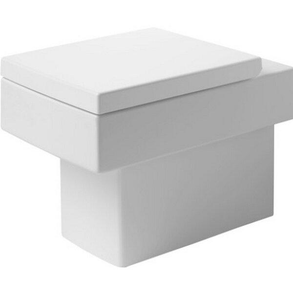 Vero 1.6 GPF Elongated Toilet Bowl by Duravit