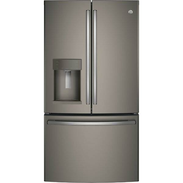 27.8 cu. ft. French Door Refrigerator with Door In Door by GE Appliances