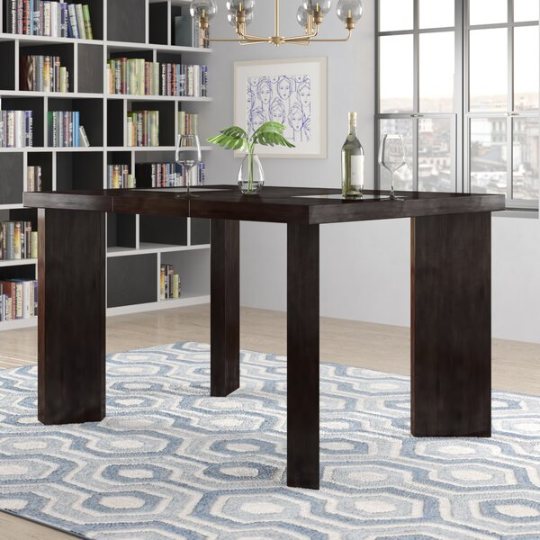Hillcrest Counter Height Extendable Dining Table by Brayden Studio