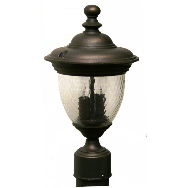 Phillipstown 2 Light 15.25 Post Lantern by Alcott Hill