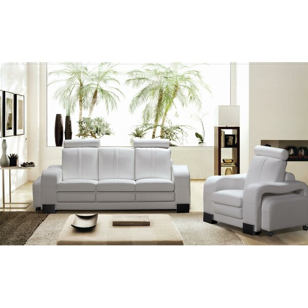 Rollingstone 6 Piece Living Room Set by Hokku Designs