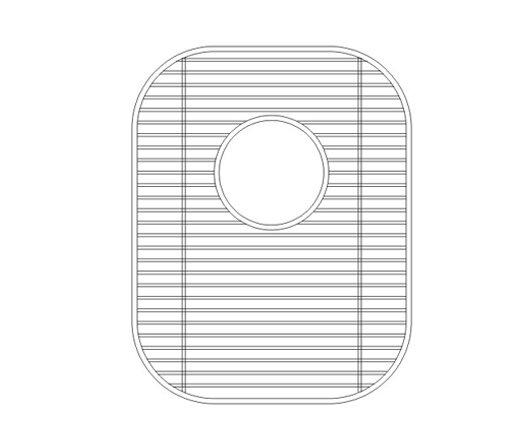14.38 x 1 Sink Grid by Wells Sinkware
