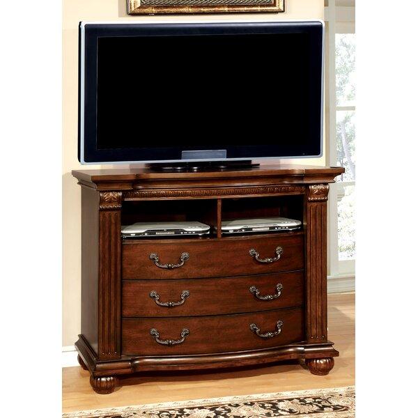 Read Reviews Crispin 3 Drawer Dresser