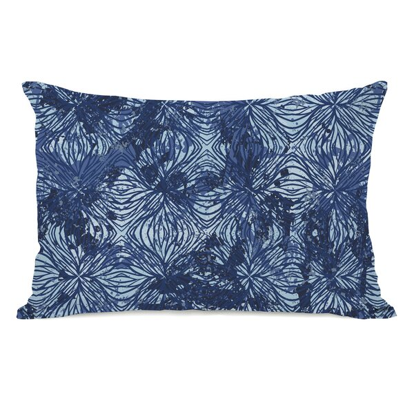 Conesus Tide Bursts Lumbar Pillow by Longshore Tides