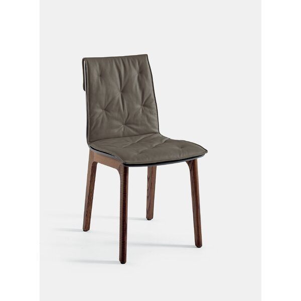 Alfa Upholstered Dining Chair By Bontempi Casa