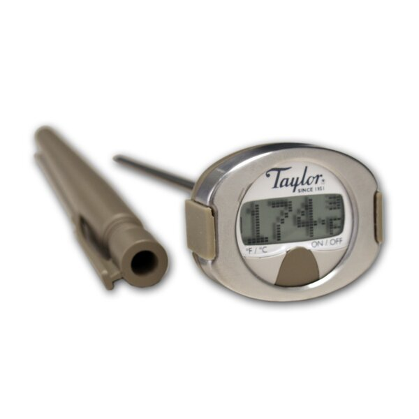 Connoisseur Digital Instant Read Thermometer by Taylor