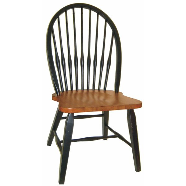 ClipperCove Solid Wood Dining Chair by August Grove August Grove