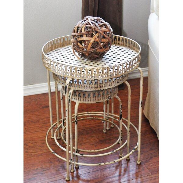 3 Piece Nesting Tables by Pyper Marketing LLC