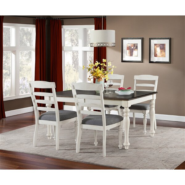 Brookshire Extendable Dining Table by Rosecliff Heights