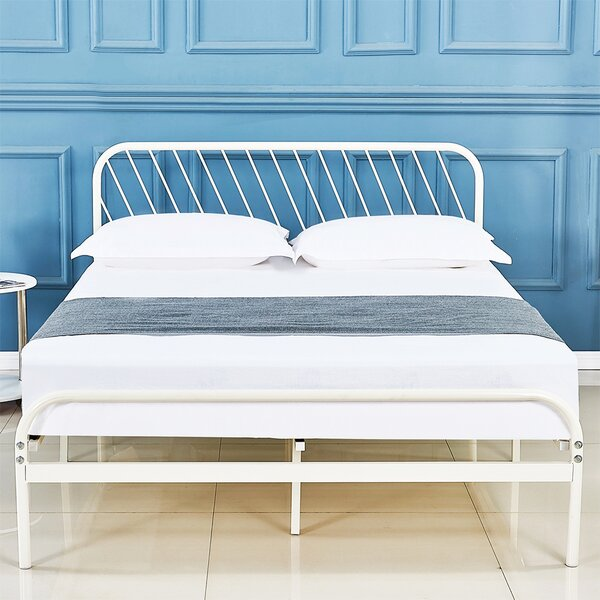 Aukerman Platform Bed by Latitude Run