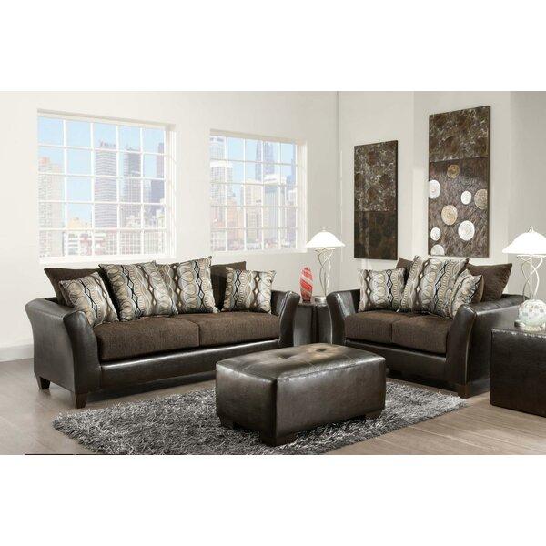 Warpup 2 Piece Living Room Set by Ebern Designs