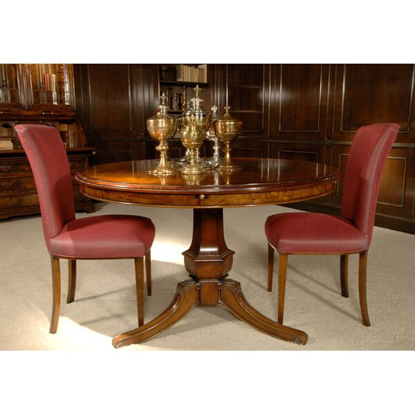 Ferrara Extendable Solid Wood Dining Table
