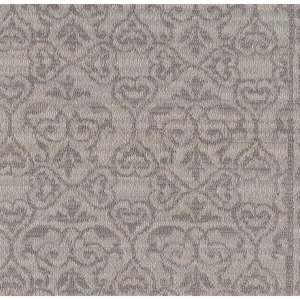 Wilshire Gray/Ivory Area Rug by CosmoLiving by Cosmopolitan