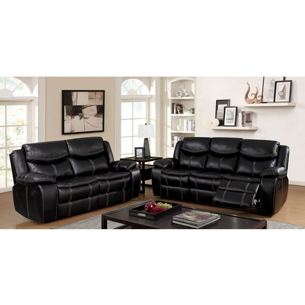 Lumaire 2 Piece Reclining Living Room Set By Red Barrel Studio