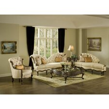 Liliana Coffee Table Set by Benetti's Italia