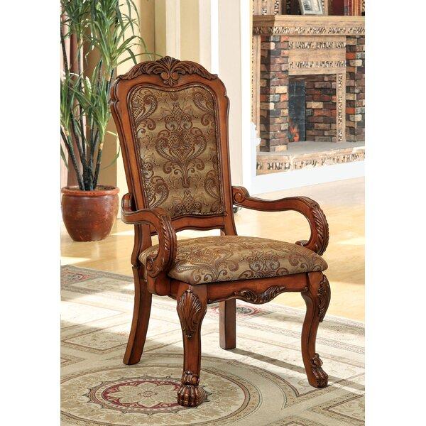 Evangeline Arm Chair (Set of 2) by Hokku Designs Hokku Designs