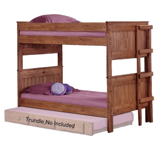 Chavez Stackable Bunk Bed by Harriet Bee