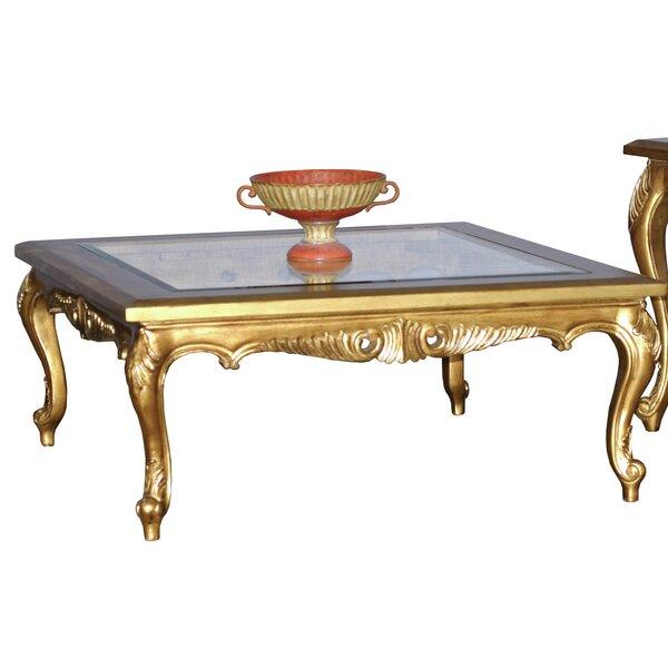 Millard Solid Wood Coffee Table By Astoria Grand