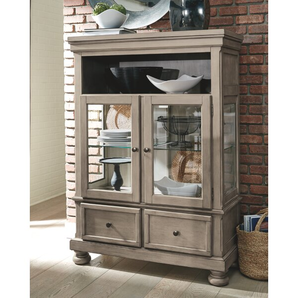 Connell Lettner Curio Cabinet by One Allium Way One Allium Way