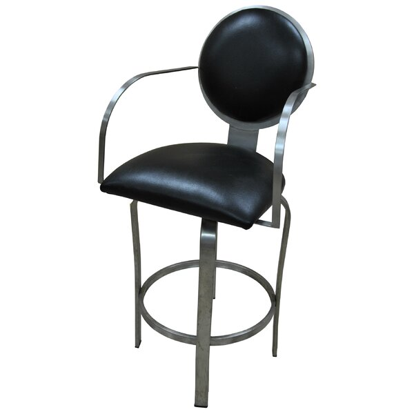 London 30 Swivel Bar Stool by Tobias Designs