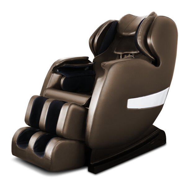 Review A600 S-Track Reclining Adjustable Width Heated Full Body Massage Chair