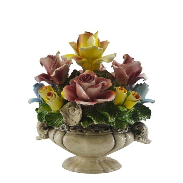 Ciupan Oval Flower Basket by August Grove