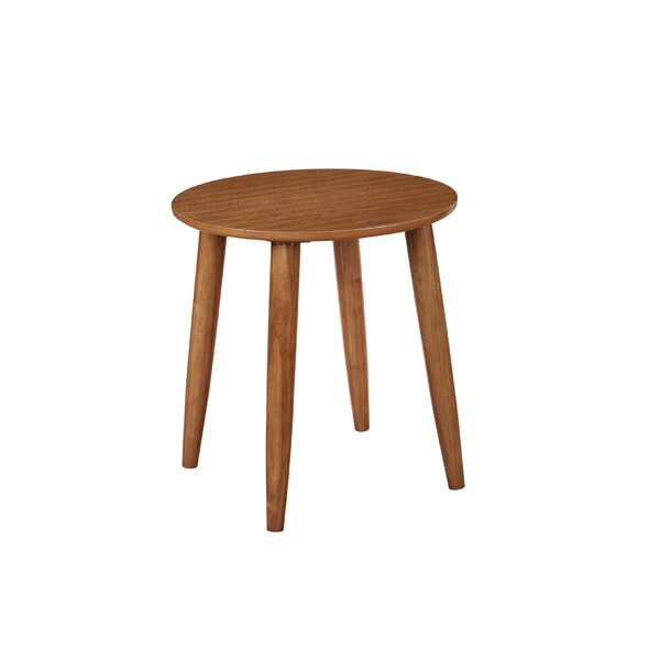 Leister End Table By George Oliver