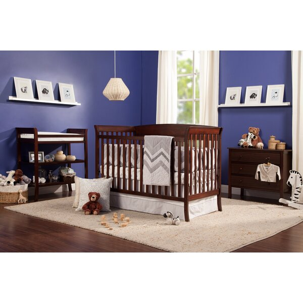 Tyler 4-in-1 Convertible 5 Piece Crib Set by DaVinci