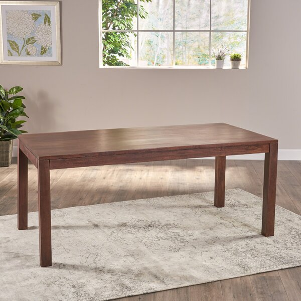 Napier Dining Table by Gracie Oaks